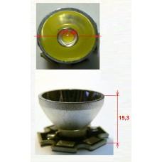 R17 - Reflector Ø  17,5 mm ABS
