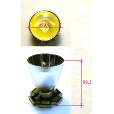 R20 - Reflector Ø 20,5 mm ABS